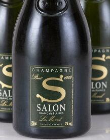Champagne Salon 1988 サロン ブラン ド ブラン 1988