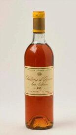 シャトー・ディケム 1971 Chateau D'Yquem