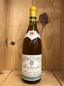 Montrachet 1987 Grand CruJoseph Drouhin Marquis de Laguiche /ジョゼフ・ドルーアン モンラッシェ グラン・クリュ 1987