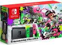 【あす楽】Nintendo Switch スプラトゥーン2セット 任天堂 4902370537338