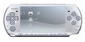 【新品】【国内版正規品】PSP本体★ミスティック・シルバー★PSP-3000MS★ソニー★ミスティックシルバー