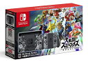 【あす楽】11/16発売 Nintendo Switch 大乱闘スマッシュブラザーズ SPECIALセット 任天堂 4902370540024★スマブラ