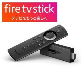 新登場 Amazon Fire TV Stick - Alexa対応音声認識リモコン(第2世代)付属 Amazon アマゾン