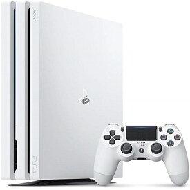 PlayStation 4 Pro グレイシャー・ホワイト 1TB (CUH-7200BB02) ソニー PS4 白 1テラ 4948872414739