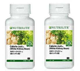 【2個セット】アムウェイ ニュートリライト カロリージャスト180粒(白インゲン豆) ダイエット Amway