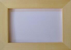 無塗装白木素材 フォトフレームA4 cw-774 210×297