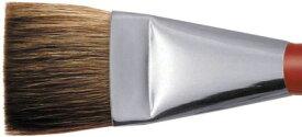 スーパーコントロール天然毛筆 グレーズ筆1-1/2インチ290-5208