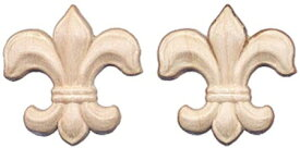 木製デコレーションパーツ650-0032