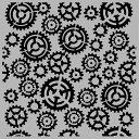 デコアートステンシルシート 670-4013