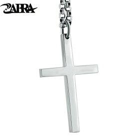 【送料無料】メンズ 925 スターリング シルバー 4mm 45.5*28.7mm クロス ペンダント ポリッシュ キリスト