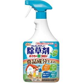 【アース製薬】 アースガーデン みんなにやさしい除草剤 おうちの草コロリ 1L 【日用品】