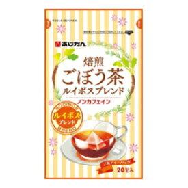 【あじかん】 焙煎ごぼう茶 ルイボスブレンド 1.5g×20包入 【健康食品】