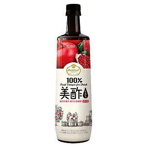 【シージェイジャパン】 美酢 (ミチョ) ざくろ 900mL 【フード・飲料】