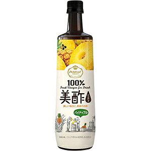 【シージェイジャパン】 美酢 (ミチョ) パイナップル 900mL 【フード・飲料】