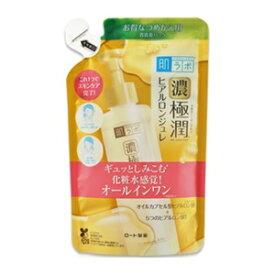 【ロート製薬】 肌ラボ 極潤 ヒアルロンジュレ つめかえ用 150mL 【化粧品】