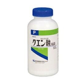 【健栄製薬】 クエン酸 結晶 500g 【フード・飲料】