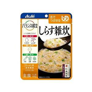 【アサヒ】 バランス献立 しらす雑炊 100g 【フード・飲料】