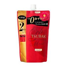 【資生堂】 TSUBAKI (ツバキ) プレミアムモイスト シャンプー つめかえ用 大容量 660mL 【日用品】