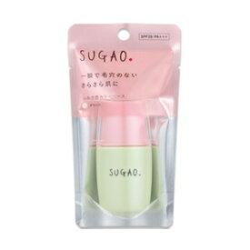 【ロート製薬】 SUGAO シルク感カラーベース グリーン 20mL 【化粧品】