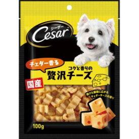 【マースジャパン】 マースジャパンリミテッド CES2チェダー香る贅沢チーズ 100g 【日用品】