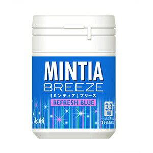 【アサヒ】 ミンティア ブリーズ リフレッシュブルー ボトル 75g 【フード・飲料】