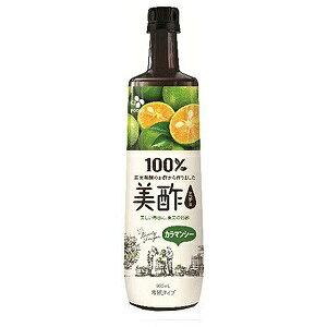 【CJ FOODS JAPAN】 美酢 (ミチョ) カラマンシー 900mL 【フード・飲料】