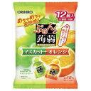 【オリヒロ】 ぷるんと蒟蒻ゼリー マスカット+オレンジ 20g×12個入 【フード・飲料】