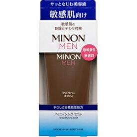 【第一三共ヘルスケア】 ミノン メン フィニッシング セラム 60g 【化粧品】