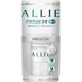 【カネボウ】 ALLIE (アリィー) エクストラUV ハイライトジェル 60g SPF50+/PA++++ (顔・からだ用) 【化粧品】