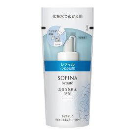 【花王ソフィーナ】ソフィーナボーテ 高保湿化粧水美白 130ml (しっとり) 詰め替え