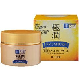 【ロート製薬】 肌ラボ 極潤プレミアム ヒアルロンクリーム 50g 【化粧品】