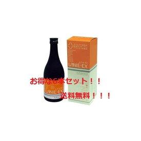 低分子濃縮コラーゲン配合 「サンヘルス」 レニエ-EX 490mlx6本セット!! 「栄養機能食品」