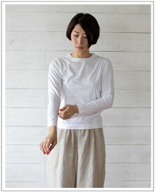 homspun(ホームスパン) 長袖Tシャツ-2019