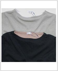 ORCIVAL(オーチバル) コットンロード フリースライニング バスクシャツ[WOMEN]