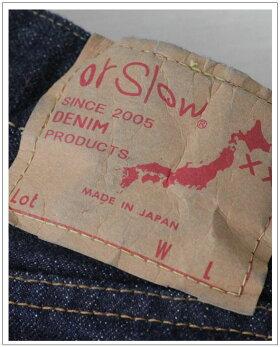 orslow(オアスロウ)SLIMFITJEANSスリムフィットジーンズ[Men's]