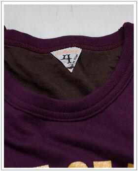 FilMelange(フィルメランジェ)CHEERY2-PT[Men's]チーリー2-PT半袖リバーシブルプリントTシャツ