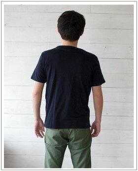 リバーシブルプリントTシャツ
