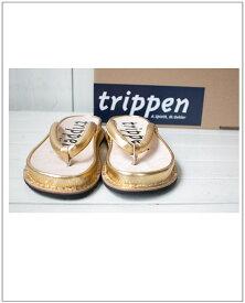 trippen(トリッペン)Zori-Gold(ゾーリゴールド)