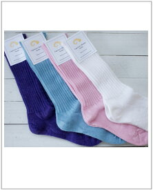 Capricorn Mohair Socksカプリコーンモヘアソックス[LADY's]