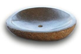 【ガーデニング・園芸】インドネシア天然石 ミニ盆栽鉢