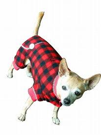 【HIP DOGGIE】冬物20%OFFアウトレットLumberjack Jumper XS-M 犬 服 小型 子犬 中型 おしゃれ かわいい 防寒 暖かい フリース 秋 冬 10LBJK ブロックチェック
