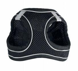 【HIP DOGGIE】10%OFFアウトレット EZ Reflective Harness Vest XXS-M 犬 ハーネス 服 小型 子犬 中型 おしゃれ かわいい 6EZMRD 6EZMBK 6EZMPK 6EZMGY 6EZMPR