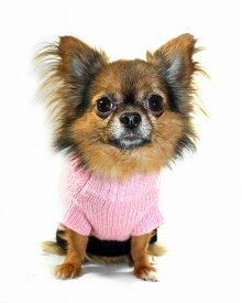 【HIP DOGGIE】冬物20%OFFアウトレット Classic COCO Mohair Sweater XS-M 犬 服 小型 子犬 中型 おしゃれ かわいい 防寒 暖かい セーター ニット 秋 冬 リボン 7CLCP 7CLCC