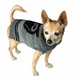 【HIP DOGGIE】冬物20%OFF アウトレット Growl Owl Sweater XS-M 犬 服 小型 子犬 中型 おしゃれ かわいい 防寒 暖かい セーター 秋 冬服 7HTOW