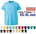 【XS-XL】【カラー】4.0oz プロモーション Tシャツ 【薄手・無地】【deslawearデラウエア】・半袖・5806-01・メンズ・…