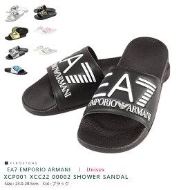 【あす楽】EA7 エンポリオ アルマーニ シャワーサンダル(EA7 EMPORIO ARMANI SHOWER SANDAL)XCP001 XCC22 ビーチ スポーツサンダル