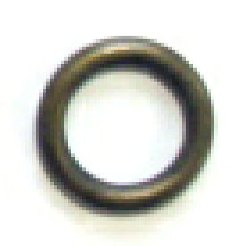 ペットマルカン 首輪金具 15mm アンティーク 日本製