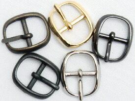 日本製 100個セット バックル美錠ゴールド10mm H18000