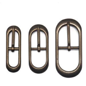 バックル美錠 ナカイチ美錠 H11080 20mm アンティーク