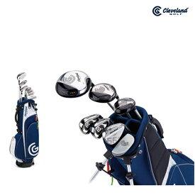ゴルフ クラブセット ジュニア クリーブランド Cleveland クラブセット 11-14歳対象【メーカー取寄せ】